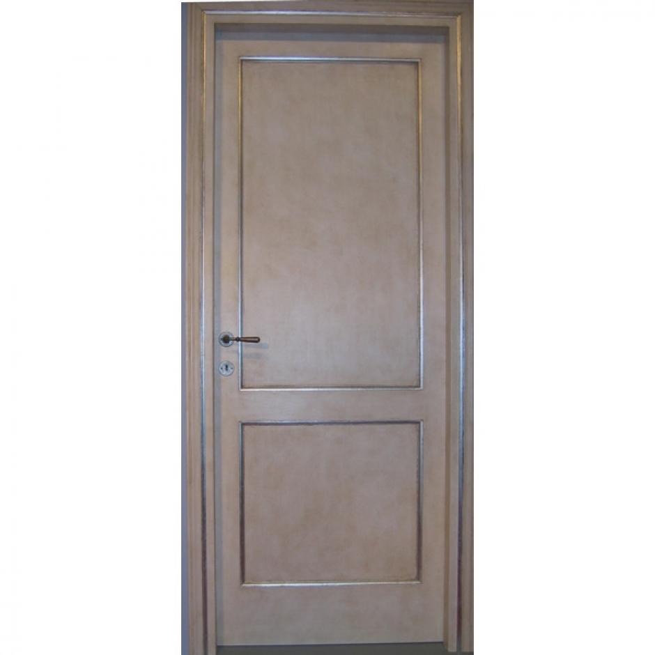 Porta Dipinta a Mano (Cod. 303) - Falegnameria Sfaldaroli, Porte e ...